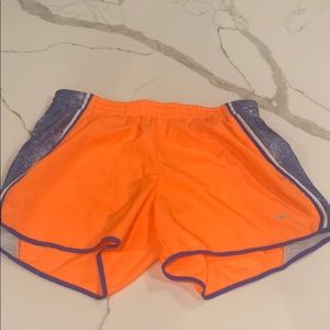 Women's Nike Small Running Shorts